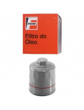 Filtro de Óleo Volkswagen Gol | Parati | Fox | Polo | Golf | Audi A3