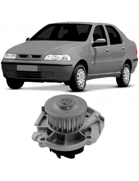 Bomba Dágua Fiat Punto 1.4 8v 2008 a 2012 Fiat Idea 1.4 8v 2006 a 2016 Fiorino 1.3 8v 2003 a 2013 Uno 1.0 1.3 8v 2002 a 2013 Schadek