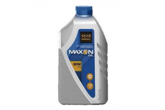 OLEO CAMBIO 140 GL 4 1 LT MAXON OIL