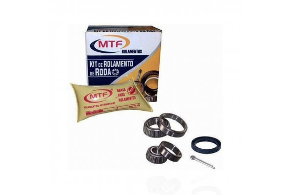 Kit Rolamento Roda Corsa 1.0 1.4 1.6 94 a 2002 Traseiro MTF