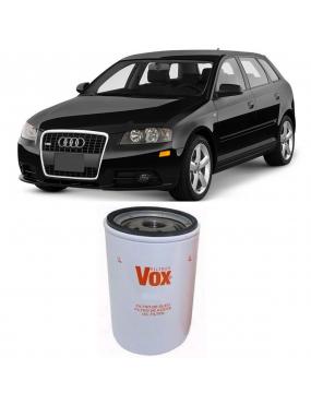 Filtro Óleo Fiat 500 1.4 8v 2012 a 2017 Doblo 2002 a 2016 Vox