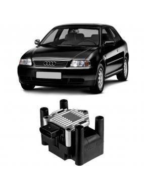 Bobina Ignição Audi A3 1.6 8v 2007 a 2010 Crossfox 1.6 8v 2005 a 2018 Magneti Marelli