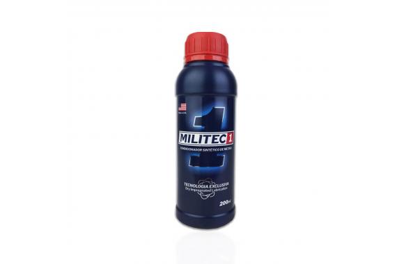 Condicionador de Metais 200ml - Militec 1