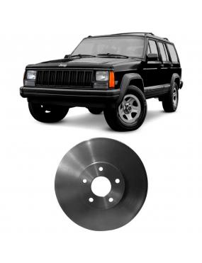Disco Freio Jeep Cherokee 94 a 98 Dianteiro Ventilado Hipper Freios