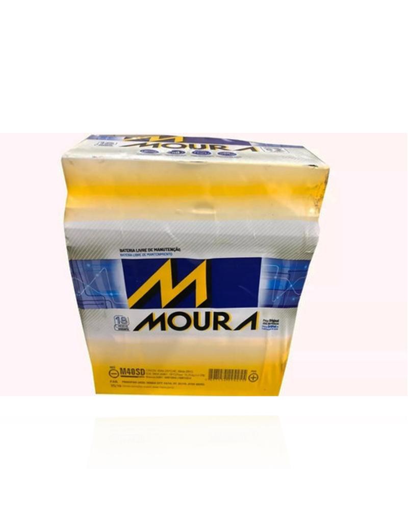 Bateria Moura 40 amperes MFA