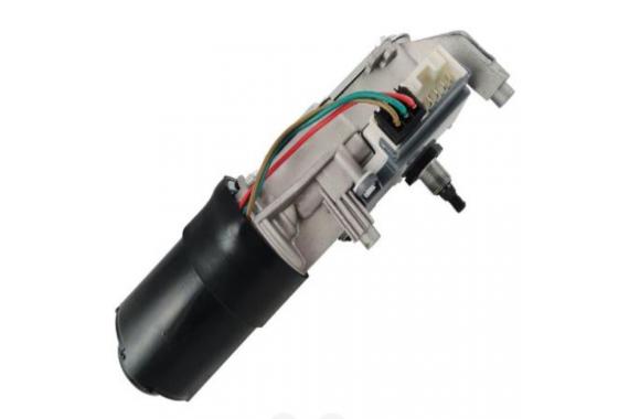Motor do Limpador Para-brisas com Temporizador Fiat Uno   Premio   Elba   Fiorino