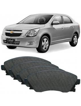 Jogo Pastilha Freio Dianteira Chevrolet Sonic Hatch 2012 a 2014 KDAC Syl