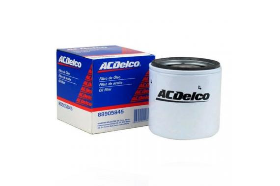 Filtro de Óleo Chevrolet Agile 1.4 8v 2010 a 2015 Astra 1.8 8v 2000 a 2002 Ac Delco