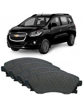 Jogo Pastilha Freio Dianteira Chevrolet Sonic Hatch 2012 a 2014 KDAC Cobreq