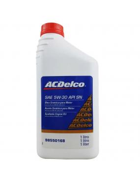 Óleo do Motor 5w30 SN Sintético 1 litro - Ac Delco