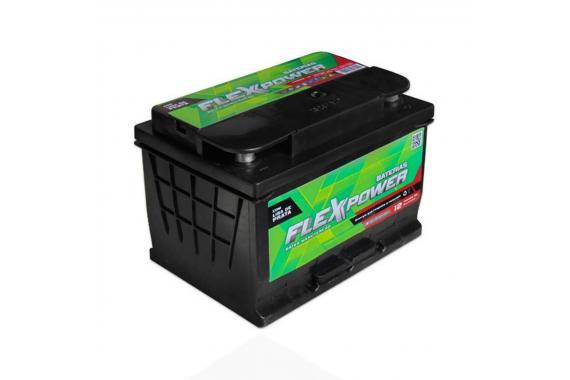 Bateria Flex Power 50 amperes