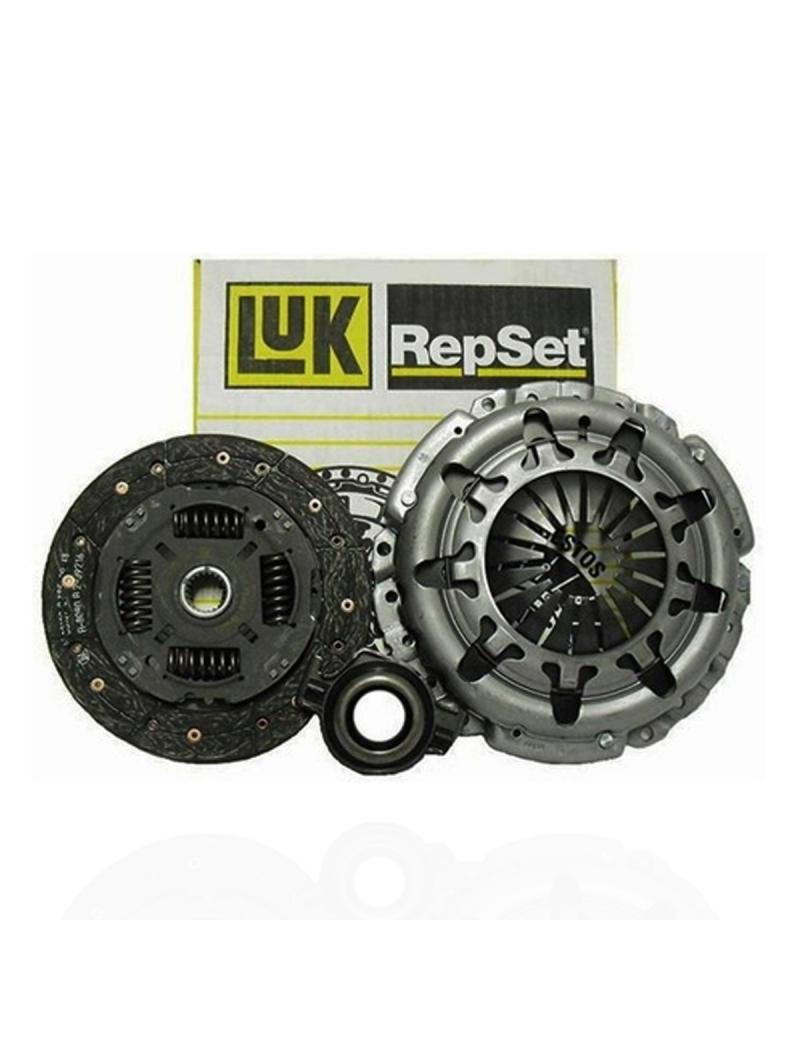 Kit Embreagem 200mm com rolamento sem aba Peugeot 207 | 307 | Partner | Hoggar | C3 | Berlingo | C4 | Aircross