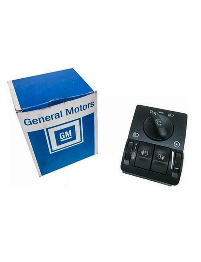 Chave de Luz com Farol Auxiliar com Lanterna Traseira com Altura de Farol com Luz de Cortesia com Dimmer Chevrolet Corsa | Montana