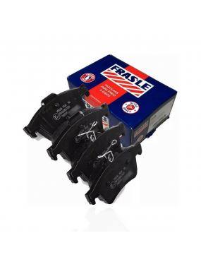 Jogo Pastilha de Freio Dianteira Sistema Fomoco Ford Fusion