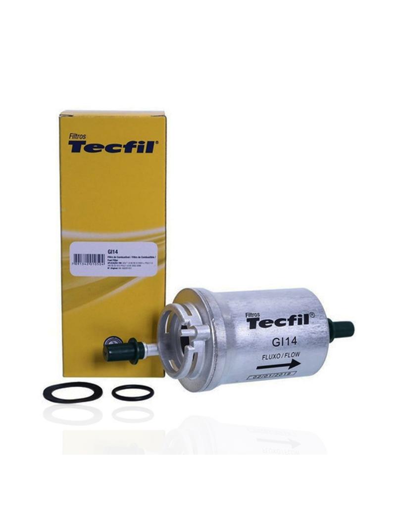Filtro de Combustível sem Regulador Pressão Volkswagen Jetta | Golf | Polo | Audi A3 | A4 | A6