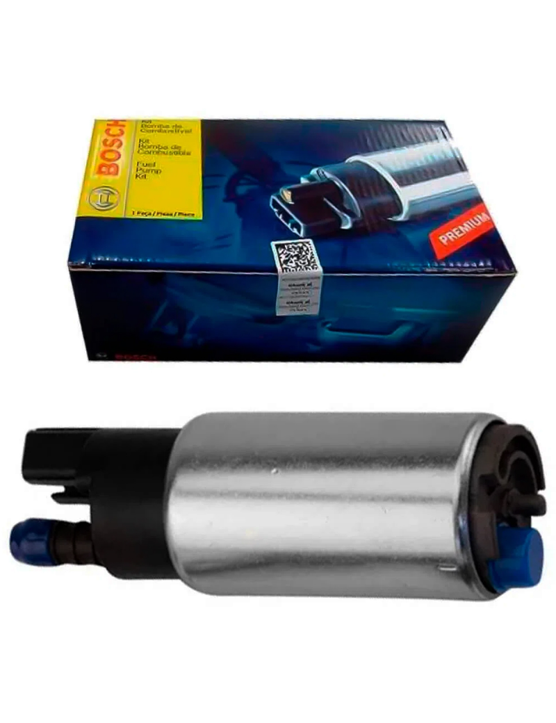 Bomba De Combustível Interna Sistema Bosch Volkswagen Gol | Parati | Saveiro | Ford Escort | Fiesta | Ecosport | Chevrolet Corsa | Kadett | Vectra | Fiat Uno | Palio | Marea