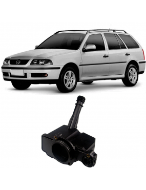 Válvula Anti Chama Volkswagen Fox 1.0 2003 em diante Gol Parati 1.0 8v 16v 2002 em diante Kombi 1.4 Flex 2006 a 2013