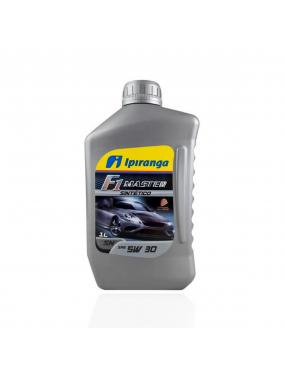 Óleo do Motor 5w30 SN Sintético F1 Master 1 litro - Ipiranga
