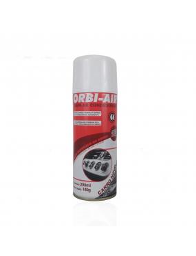 Spray Limpa Ar Condicionado Aroma Carro Novo 200ml - Orbi