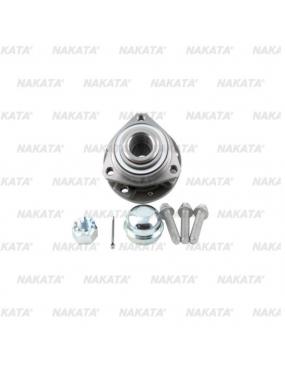 Cubo Roda Dianteiro Com Rolamento Vectra 2.0 2.2 94 a 2011 Nakata