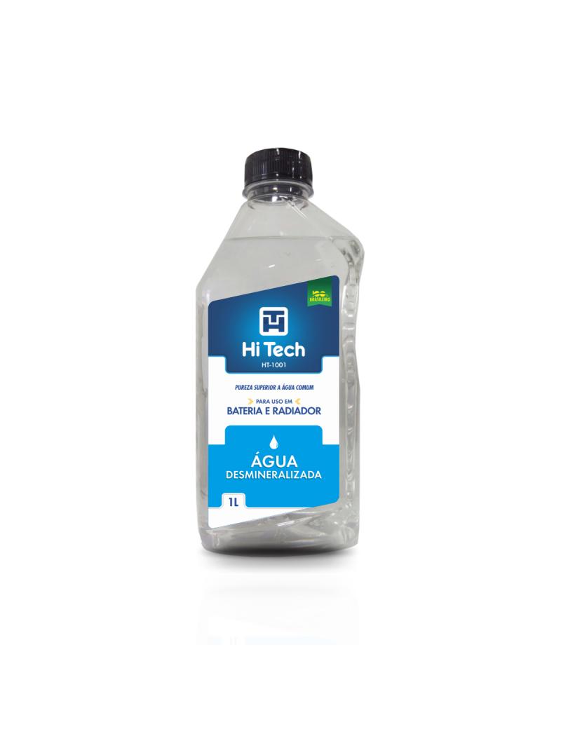 Água Desmineralizada Destilada - HI TECH