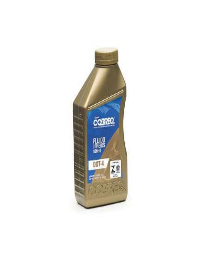 Fluido de Freio DOT4 500ml - Cobreq