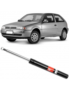 Amortecedor Volkswagen Gol G3 G4 99 a 2009 Gol G2 95 a 2003 Dianteiro Motorista Passageiro TRW JGC4156S