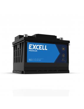 Bateria Excell Premium Free 60 amperes