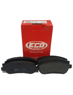 Jogo Pastilha Freio Dianteira Citroen Xsara 2000 a 2012 Bosch Ecopads