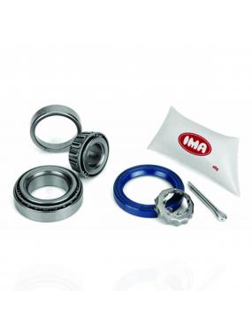 Kit Rolamento da Roda Traseira Volkswagen Logus | Pointer | Ford Escort | Verona | Fiesta | Ka