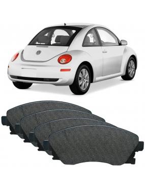 Jogo Pastilha Freio Traseira Volkswagen Golf 2006 a 2017 Trw Ecopads