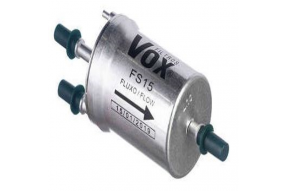 Filtro de Combustível Volkswagen Jetta | Fusca | EOS | Audi A1 | A3 | RS3 | S3 | TT