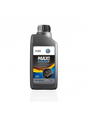 Óleo do Motor 5w40 SN Sintético Maxi Performance Economy 1 litro - Volkswagen